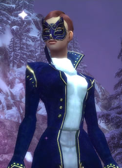 GuildWars Mesmer character
